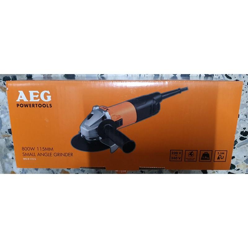 Moedora AEG WS 8-115 S